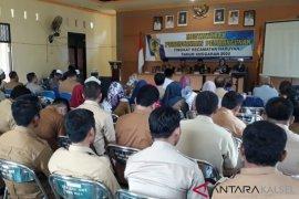 Kecamatan Haruyan usulkan 110 pembangunan infrastruktur