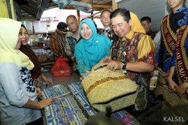 Three years Ibnu-Herman, launches a million bakul purun