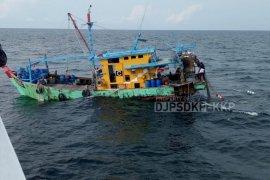 Malaysia sebut kapal nelayan di perairannya ditahan petugas Indonesia