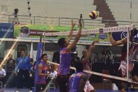 Hempaskan Samator, Putra Jakarta BNI Pastikan Tiket Final Proliga