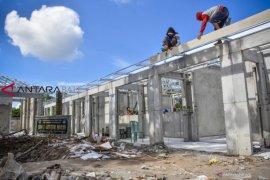 DPR apresiasi rehabilitasi dan rekonstruksi pascagempa NTB