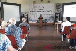 Keluarga korban peringati tragedi Perang Dunia II di Muntok