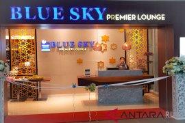Begini Cara Blue Sky Premier Lounge
