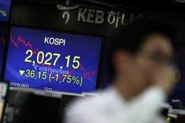 Bursa saham Seoul melemah 0,15 persen
