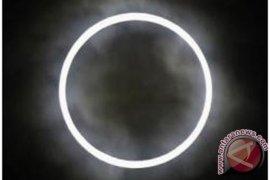Gerhana matahari cincin akan lewati Singkawang