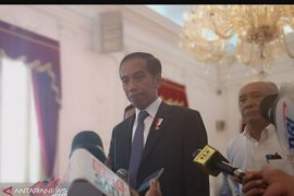 Jokowi akan sampaikan realisasi-data ekonomi dalam debat capres