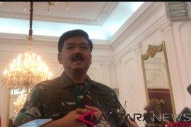Panglima TNI terpilih sebagai ketua umum PB FORKI