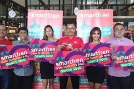 "Smartfren luncurkan ""Kartu Perdana Bali"""