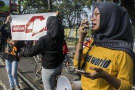 Aksi one billing rising Bandung