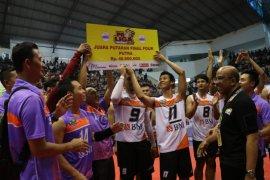 Kalah di Laga Terakhir, Jakarta BNI Fokus Final Lawan Samator