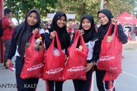 #BhayPlastik Untuk Kurangi Sampah Plastik di Balikpapan