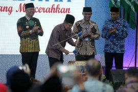 Wapres JK berharap Muhammadiyah tekankan dakwah muamalah