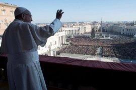 Paus Fransiskus sebut Lionel Messi sangat hebat, tapi ia bukan Tuhan