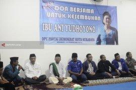 Demokrat Surabaya Gelar Doa Bersama untuk Kesembuhan Ani Yudhoyono