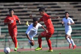Indra Sjafri tepis anggapan Timnas Indonesia U-22 remehkan Myanmar