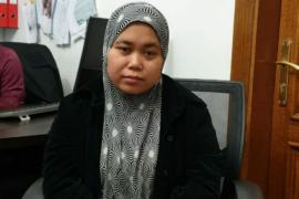 Diah Anggraini kembali setelah 12 tahun hilang kontak
