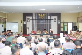 Pemkab gelar rapat penyelenggaraan Pemilu 2019