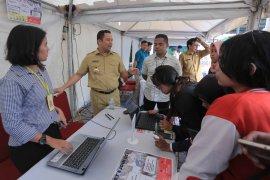 "Arief: Penerapan Aplikasi Di ""Job Fair"" Antisipasi Penumpukan"
