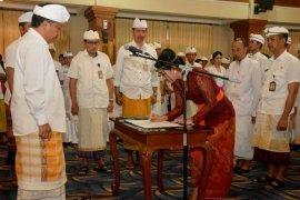 Wali Kota Denpasar ganti 23 pejabat