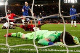 Pogba bawa MU singkirkan Chelsea di Piala FA