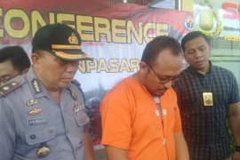 Polisi tangkap pelaku penipuan PNS Bali Mandara
