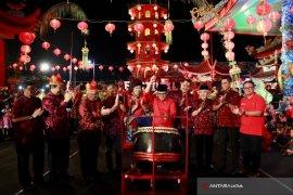 Festival Imlek Banyuwangi berlangsung tiga hari