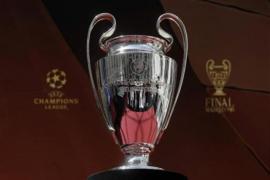 Hasil pertandingan 16 besar Liga Champions