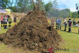 Wakil Bupati Aceh Besar minta bandar narkoba ditembak mati