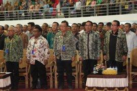 Rakornas Forum Sekda Seluruh Indonesia Bahas Reformasi Birokrasi