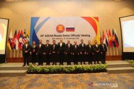 ASEAN-Rusia tekankan kerja sama kemitraan strategi