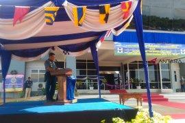 Kasal resmikan Markas Komando Lantamal XII Pontianak