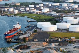 Harga minyak naik tiga persen ditopang tanda-tanda pemulihan ekonomi AS