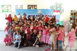 Puluhan anak PAUD ikuti program Jaksa Masuk Sekolah