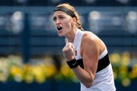 Kvitova meraih gelar di Stuttgart