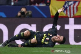 Juventus tumbang 0-2 di kandang Atletico Madrid