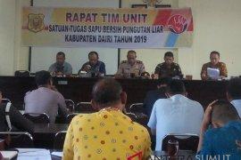 Tim Saber Pungli Dairi akan lakukan monitoring