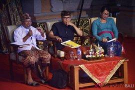Budayawan khawatirkan kesakralan Tari Wali kabur