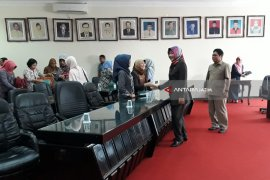 Rapat Paripurna DPRD Kota Kediri