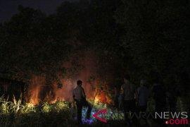 54 titik panas di Riau terdeteksi BMKG