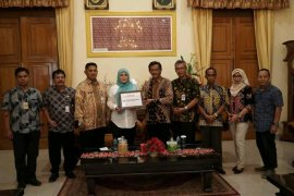Pemkab Purworejo Bantu Korban Tsunami Pandeglang Rp110 Juta