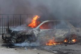 Ledakan bom mobil tewaskan enam orang di kota Suriah