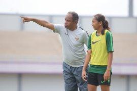 Piala AFF - Pelatih Timnas Putri Indonesia telah kantongi nama 23 pemain