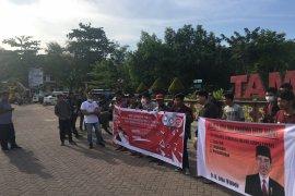 Relawan Jokowi Gelar Deklarasi Pemilu Damai