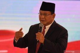 Prabowo Akan Terima Gelar Dari Kesultanan Pontianak