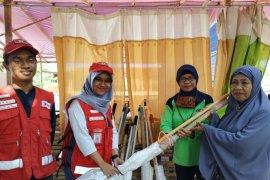 PMI Sulteng gandeng pelajar promosikan kesehatan dan kebersihan
