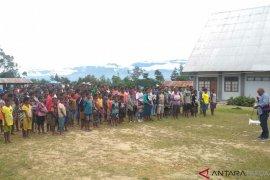 Terdata 53 orang pengungsi Nduga-Papua meninggal