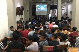 Ratusan pemuda Nagan Raya ikuti perang online