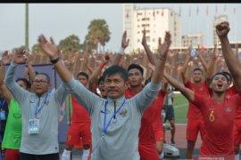 Hadapi Thailand, Indra Sjafri tak mau sekadar jadi final AFF keduanya