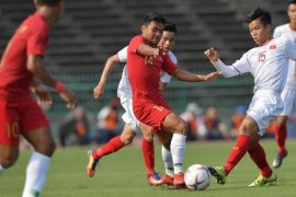 Garuda Muda tak mau sesumbar hadapi partai Final Piala AFF-22
