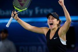 Belinda Bencic tantang Halep di semifinal Madrid Open